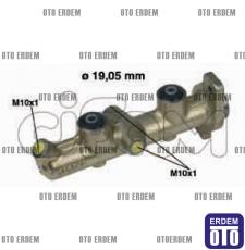 R12 Toros Fren Ana Merkezi Cifam 85002875