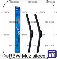 RBW Muz Silecek Takımı SCENIC 1 UP4060 - İtal
