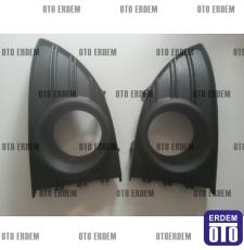 Renault Fluence Sis Farı Çerçevesi Takım Siyah 261521098R