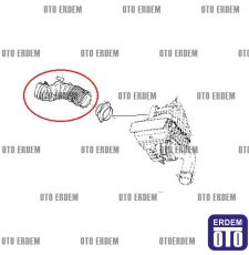 Renault Megane 3 Hava Filtre Hortumu Körüğü 165787233R 165787233R