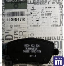 Renault Megane 4 Ön Fren Balatası Mais 410608481R - Mais 410608481R - Mais