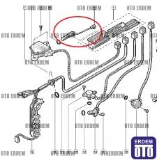Renault Otomatik Vites Kaptörü BVA 7700103119 7700103119