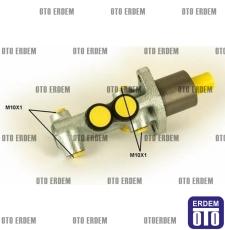 Renault Twingo Fren Ana Merkezi (abssiz) 7700820232 7700820232