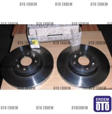 Scenic 2 Ön Fren Disk Takımı Mais 7701207829 - Mais 7701207829 - Mais