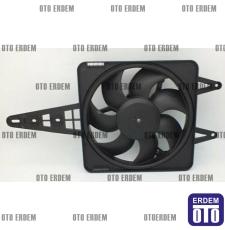 Tempra Fan Motoru Komple 1600 Motor Klimasız 7615023 - İtal