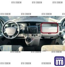 Trafic II Ön Torpido Muhafaza kapağı 7700312963