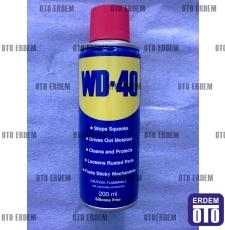 WD40 pas sökücü+yağlayıcı temizleme spreyi