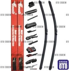 Yeni Doblo Silecek Süpürgesi Takım UPY4060