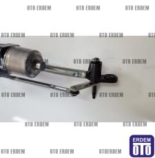 Yeni Kasa Doblo Silecek Motoru ve Mekanizması Komple 51810592 51810592