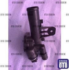 Termostat Megane-2 Scenic-2 - Clio 3 - Modus (1.5Dci) turbo dizel komple 8200558779 - Vernet