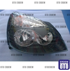 Far Clio 2 Symbol Hatchback Sağ Orjinal Mais Siyah 7701054063 - Mais