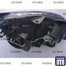 Far Clio 2 Symbol Hatchback Sol İthal Siyah 7701054058 - İthal - 3