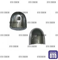 Dış Kapı Kol Şifre Kapağı - Renault - Megane 2 - Laguna 2 Gri 8200036411 - Yerli - 5
