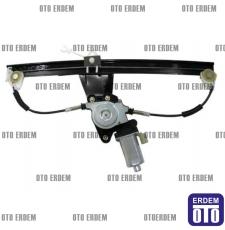 Ön Cam Kriko + Motoru - SOL - Fiat - Doblo 51718404