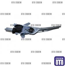 Ön Cam Kriko + Motoru - SAĞ - Renault - Kangoo 2 - Kangoo II 8200188551