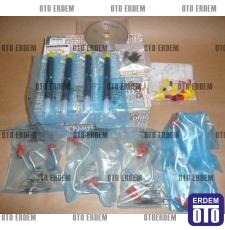 Modus Dizel Enjektör takımı Borulu 1.5 DCI 7701478016 - Mais
