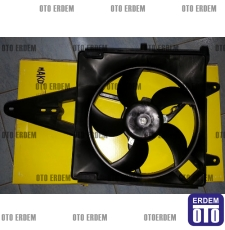 Palio Siena Fan Motoru Komple 1997 - 2002 Klimalı 46449101 - Orjinal