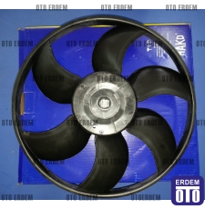 Renault Fan Motoru Ve Pervanesi 7701054966