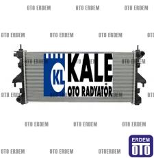 Fiat Ducato 4 Motor Su Radyatörü 1 Sıra 1362308080