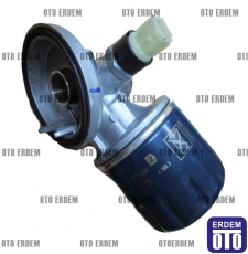 Kangoo 3 Yağ Filtresi Kütüğü Müşürü Komple 8201056869