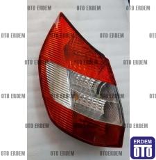 Renault Scenic 2 Stop Lambası Sol Komple 8200493374