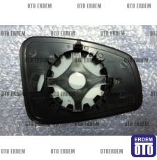 Fluence Megane 3 Dış Dikiz Ayna Camı Sol Mekanik 963660174RT