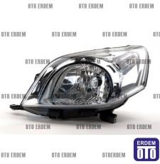 Fiorino far Lambası Sol Komple 1353198080 - Orjinal