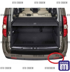 Fiat Doblo Arka Tampon Reflektörü Sağ Yeni Kasa 51810677 - 2