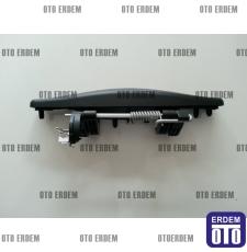 Dacia Duster Dış Kapı Kolu Sol 8200733836 - 3
