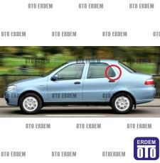 Fiat Siena Arka Kapı Dış Bakaliti Sol 713167808 - 2