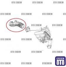 Renault Fluence Hava Filtre Hortumu Körüğü 165787233R - 2