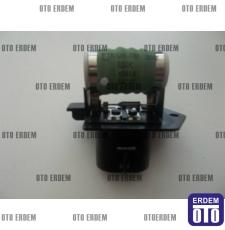Fiat Fiorino Fan Motor Rezistansı Rezitörü 55702180
