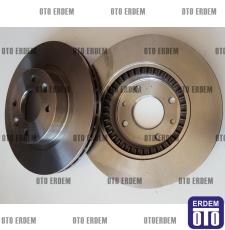 Renault 25 Ön Fren Disk Takımı 7701204284 - 3