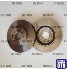 Renault 25 Ön Fren Disk Takımı 7701204284 - 4