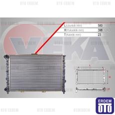 Alfa 156 Motor Su Radyatörü 1.6 60663071