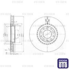 Alfa 159 Ön Disk Takımı 51760621