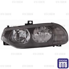 Alfa Romeo 156 Far Lambası Sağ Siyah Depo 60679705
