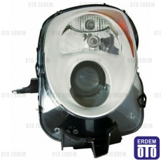 Alfa Romeo Mito Far Lambası Sağ (Motorlu) Depo 50508590