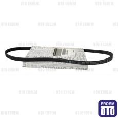 Alternatör V Şarz - Kayışı - Renault - Clio 2 - Clio 3 - D4F - 1,2 16 Valf 8200830182 - Mais - 3