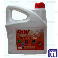 Antifriz Kırmızı 3 Liltre Riw