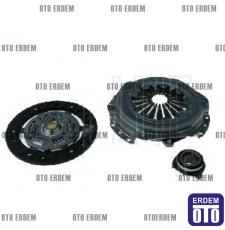 Baskı Balata Bilya Debriyaj Seti - Renault - Clio - Kangoo - Symbol - K7J 1400 motor 8 valf 7711130002 - Valeo - 2