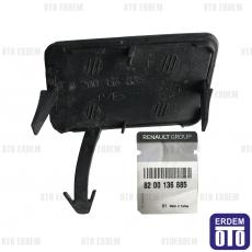 Çeki Demir Kapağı Arka Tampon Renault Clio 2 - Symbol 8200136885 - Mais - 2