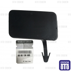 Çeki Demir Kapağı Arka Tampon Renault Clio 2 - Symbol 8200136885 - Mais
