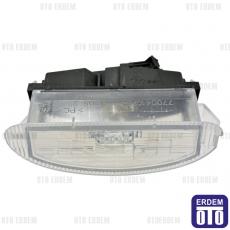 Clio 1 Clio 2 Hatchback Plaka Lambası Komple 7700410754 - 2