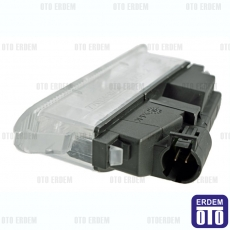 Clio 1 Clio 2 Hatchback Plaka Lambası Komple 7700410754 - 3