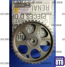 Clio 2 Clio 3 Eksantrik Dişlisi - K9K 1,5 DCI 7701476570 - 2