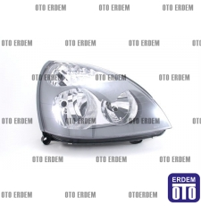 Clio 2 Symbol Sağ Far Gri 7701057658 - Mais