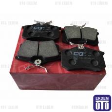 Clio 3 Arka Fren Balata Takımı DJ Parts 7701207695