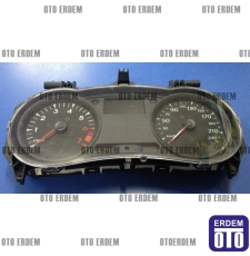 Clio 3 Gösterge Komple Siyah Hatcback 8200820993 - 3