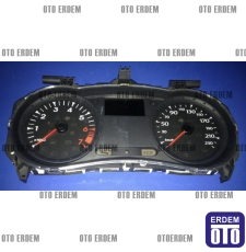 Clio 3 Gösterge Komple Siyah Hatcback 8200820993 - 4
